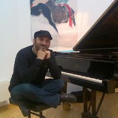 Carlo Uboldi - Pianoforte Modern/Jazz/Blues/Pop/Classic